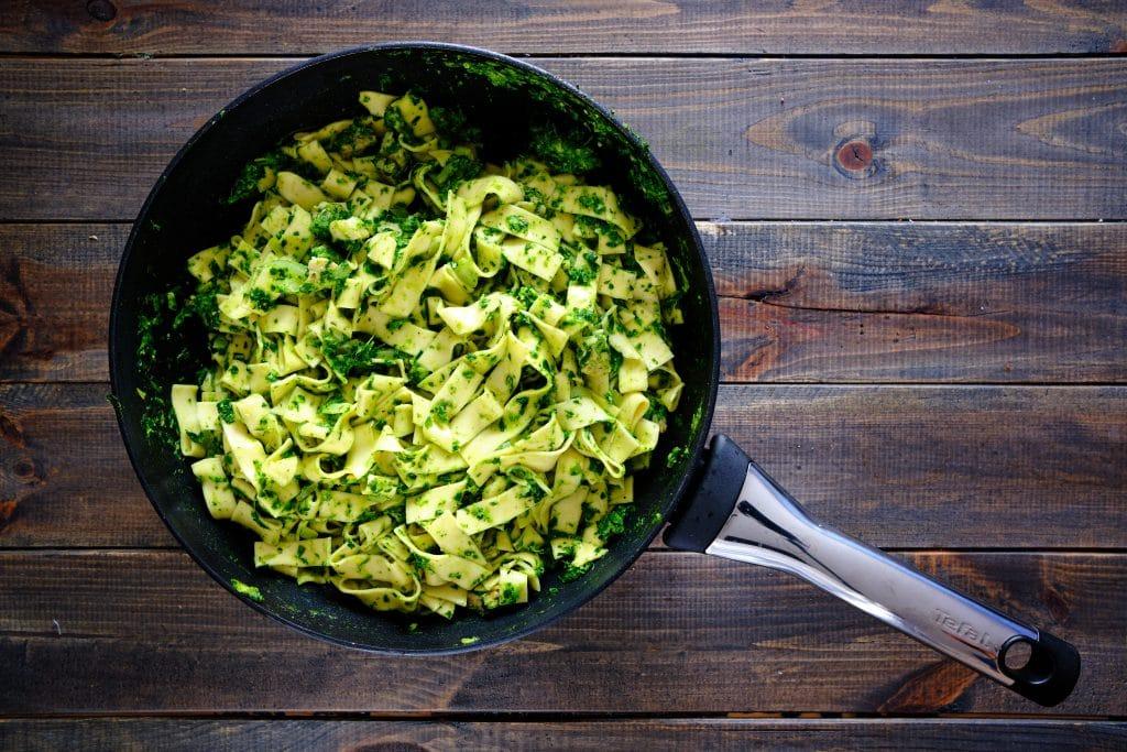 Pierwszy przepis na blog kulinarny.