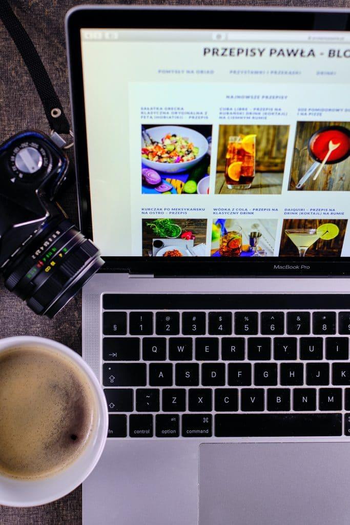 Jak założyć bloga kulinarnego - 10 porad od praktyka.