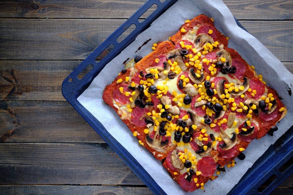 Pomysł na niszę bloga kulinarnego - pizza.