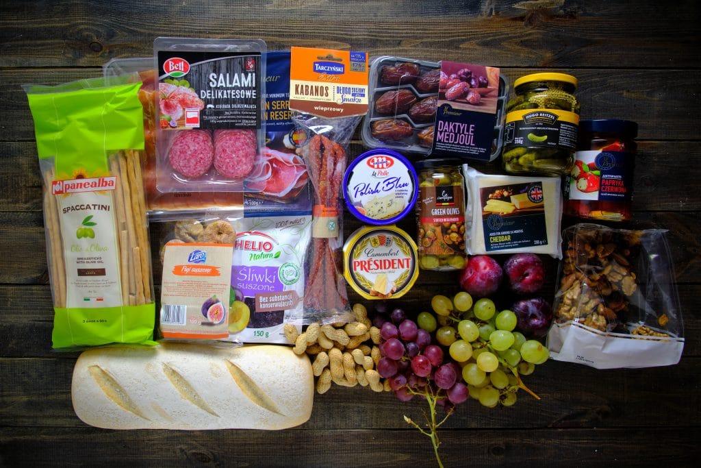 Jak założyć bloga kulinarnego - składniki.